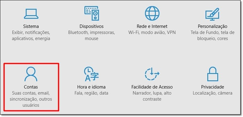 Tutorial  como alterar a senha de desbloqueio do Windows 10 - TecMundo 76d04addda0e