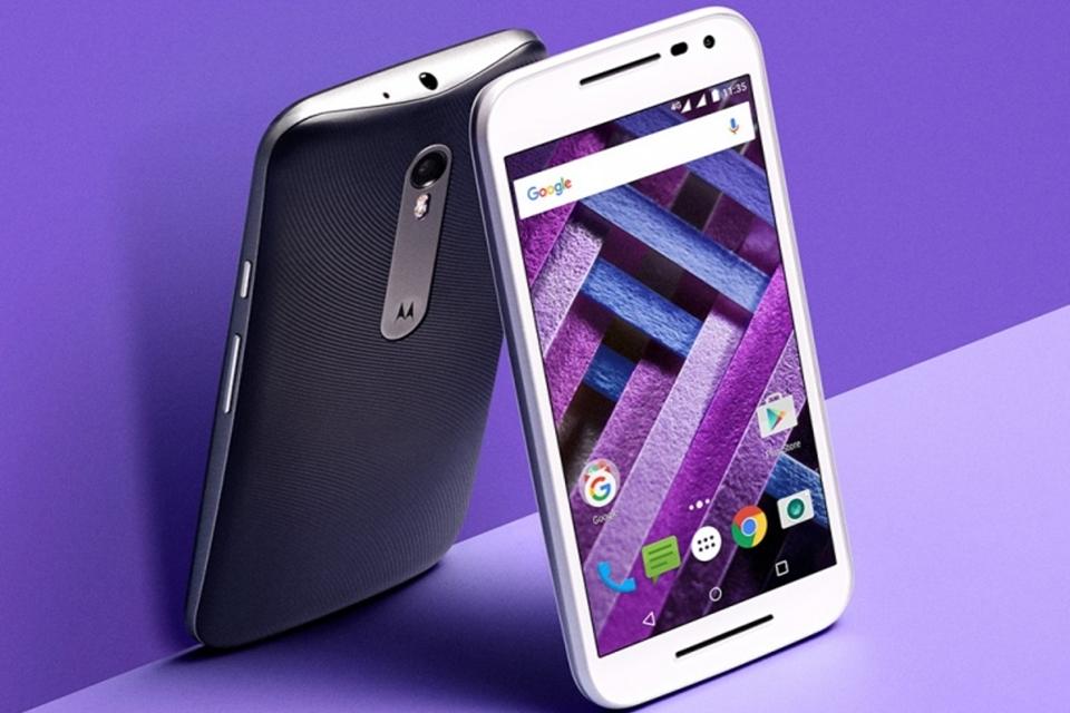 Motorola Moto G Edição Turbo