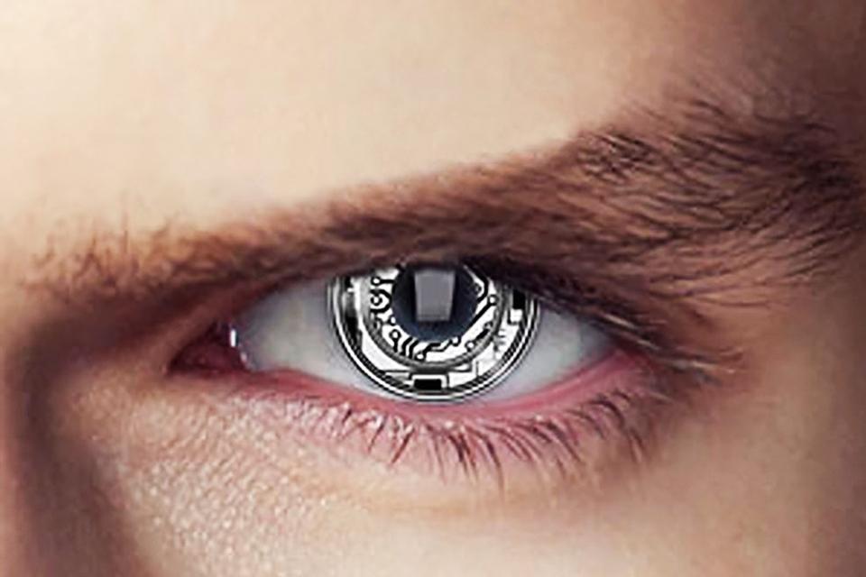 """Imagem de Samsung registra patente para """"lentes de contato inteligentes"""" no tecmundo"""
