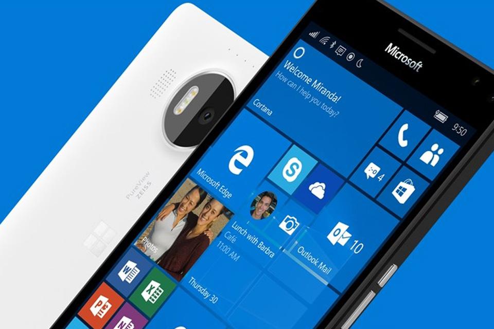 Imagem de Promoção de chorar: compre um Lumia 950 XL e ganhe o 950 de graça no tecmundo