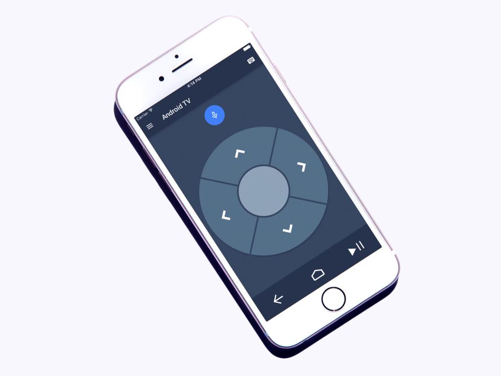Imagem de Agora você pode controlar uma Android TV usando nada menos que um iPhone! no tecmundo