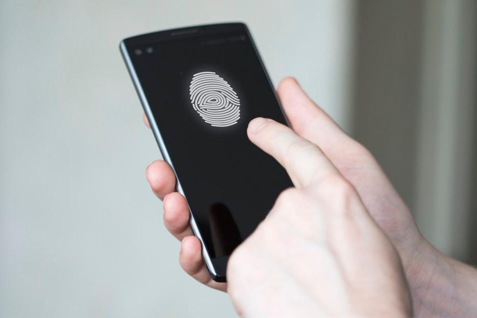Imagem de Padrão para a indústria: 21 smartphones que já possuem leitor de digitais no tecmundo