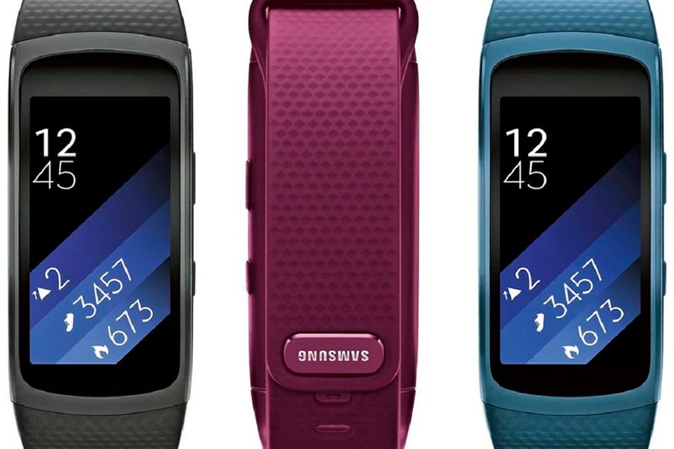 Imagem de Vazam imagens do Samsung Gear Fit 2 em três cores no tecmundo