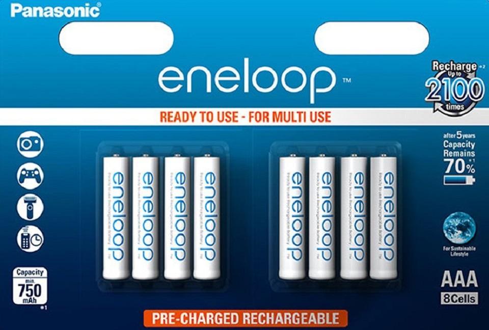 Imagem de Eneloop quer revolucionar mercado de pilhas recarregáveis no tecmundo
