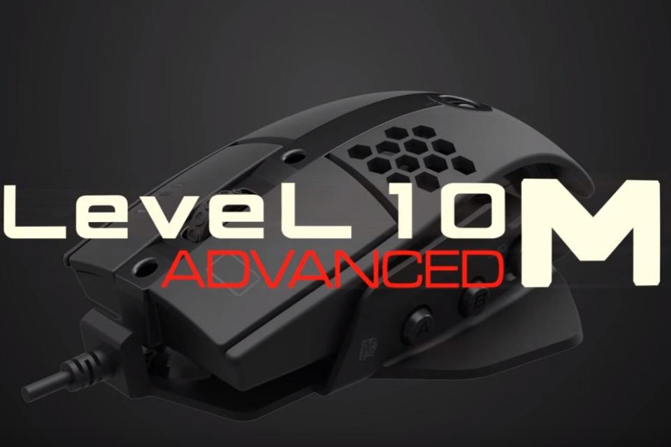 Imagem de Tt eSPORTS revela novo Level 10M Advanced Laser Gaming Mouse no tecmundo