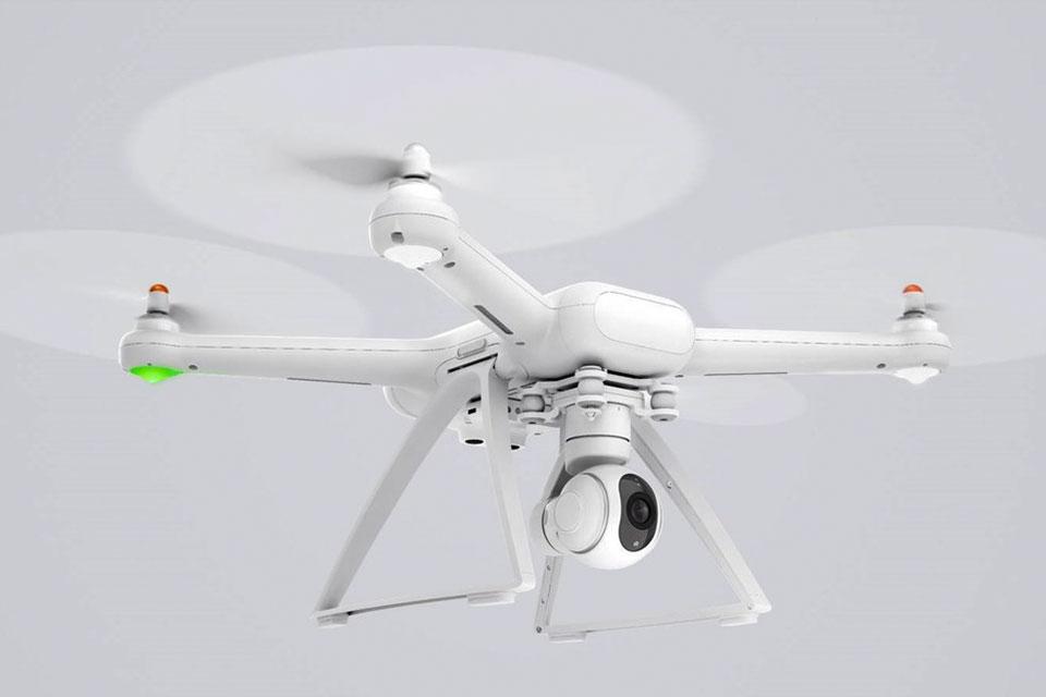 Imagem de Primeiro drone da Xiaomi chega ao mercado com câmera 4K e bom preço no tecmundo