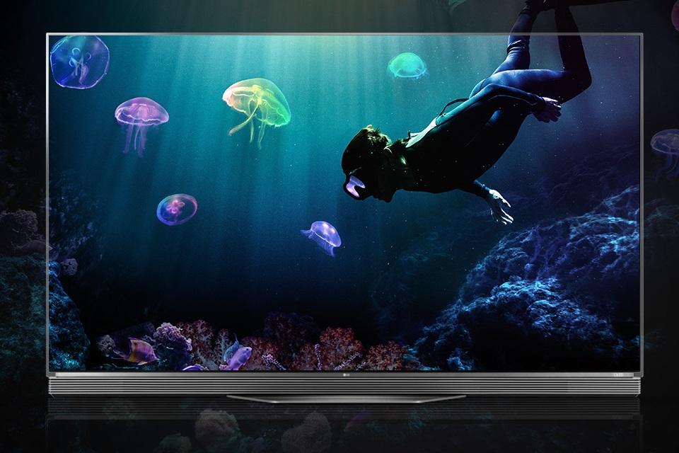 Imagem de LG anuncia linha 2016 de TVs OLED 4K e mostra modelo mais barato no tecmundo