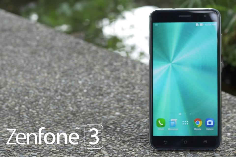 Imagem de Zenfone 3: novo smartphone da ASUS tem design premium e sensor de digitais no tecmundo