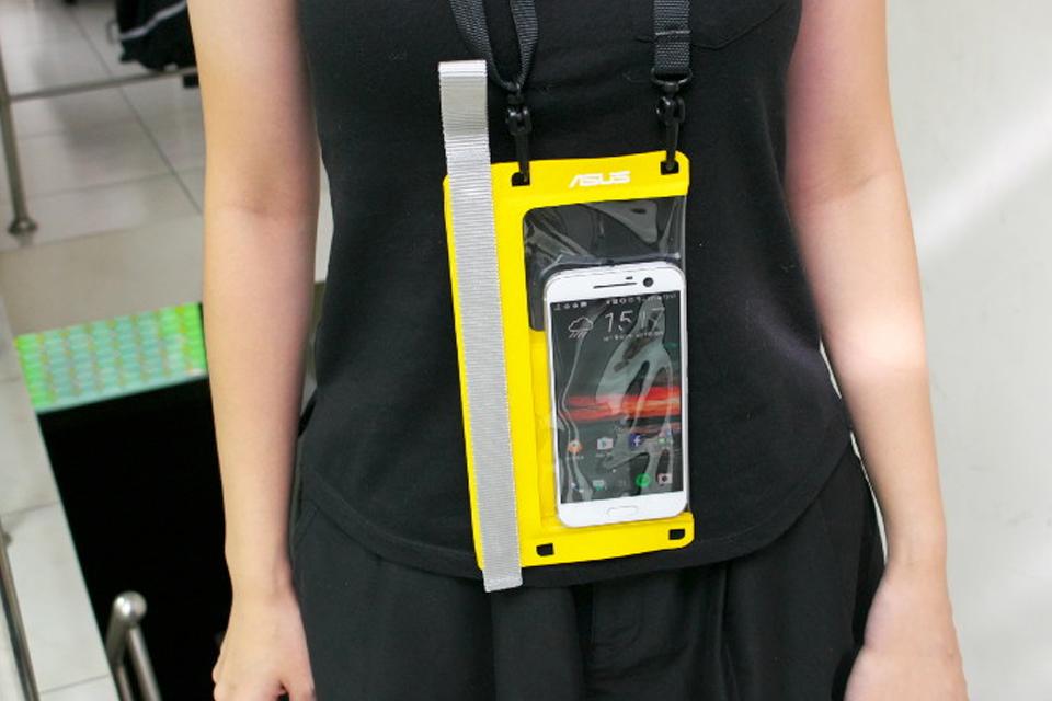 Imagem de Asus lançará case à prova d'água que funciona em qualquer smartphone no tecmundo