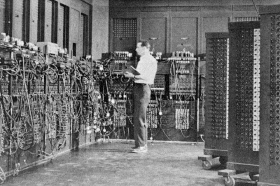 Imagem de A evolução dos computadores no site TecMundo