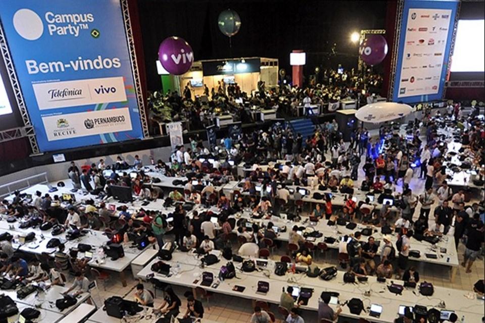 Imagem de Campus Party Recife 2016: curta, mas com programação o dia inteiro no tecmundo