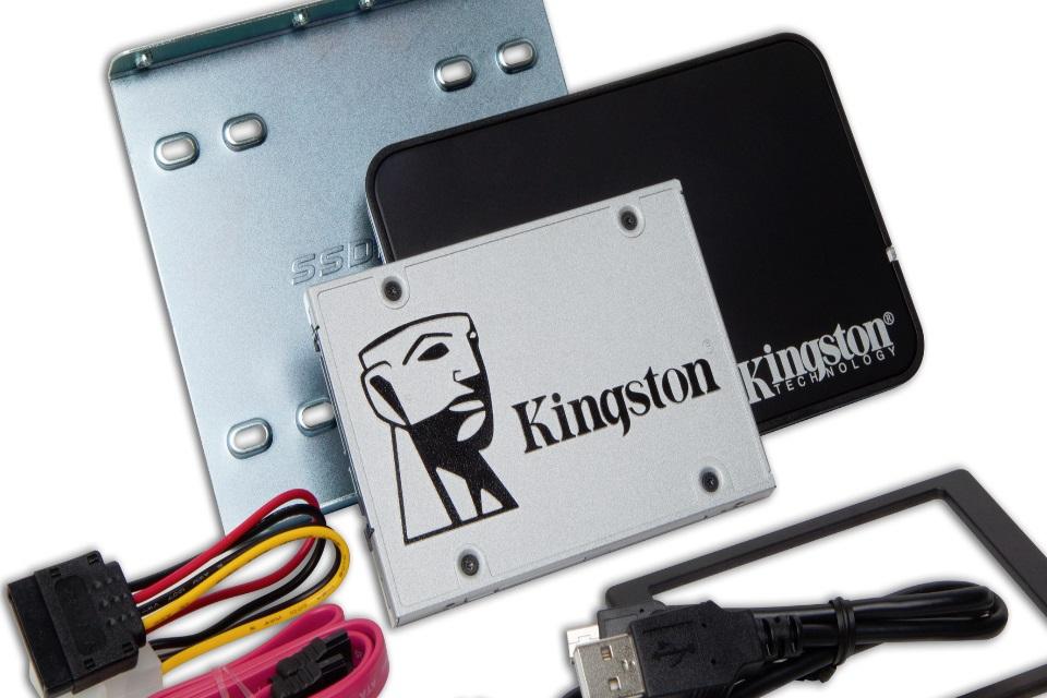 Imagem de Kingston lança SSD UV400 com tecnologia TLC no tecmundo