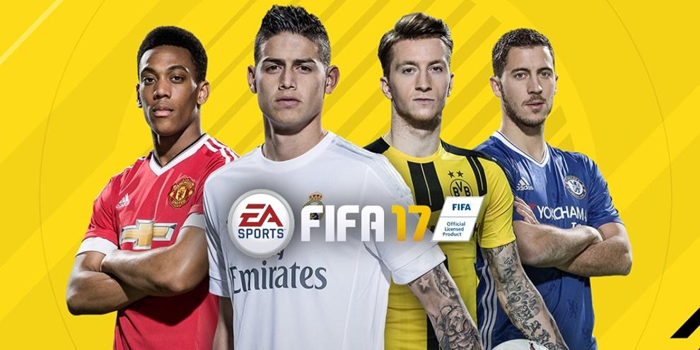 Imagem de FIFA 17: Tudo o que já sabemos sobre o jogo no tecmundo