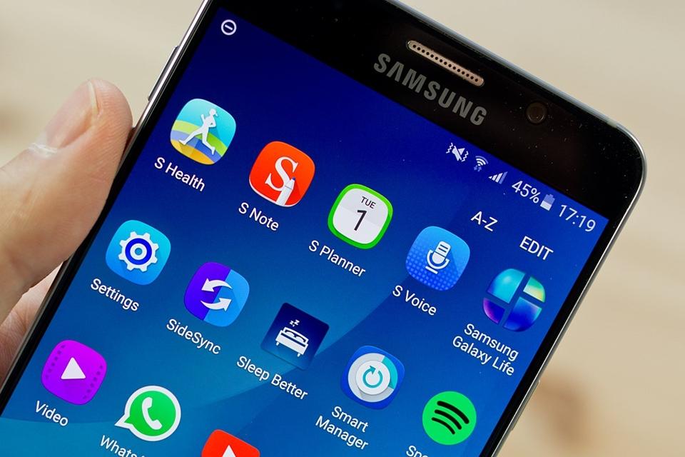 Imagem de Na Ásia, Samsung testa nova TouchWiz, reformula ícones e remove app drawer no tecmundo