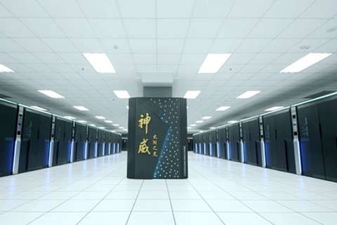 Imagem de Made-in-China: supercomputador 100% chinês é o mais rápido do mundo no tecmundo