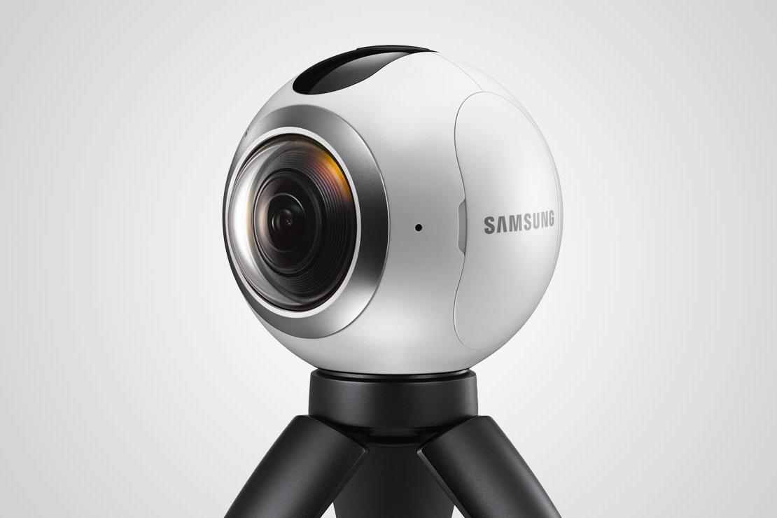 Imagem de Gear 360 e Gear Fit2 da Samsung chegam hoje ao mercado brasileiro no tecmundo