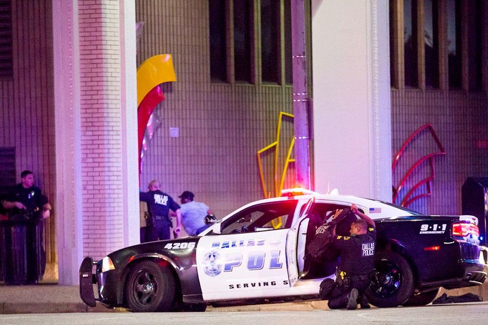 Imagem de Tragédia: morte de cinco policiais em Dallas e a repercussão na internet no tecmundo