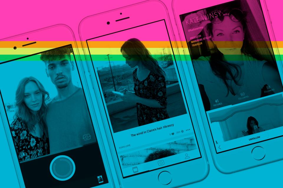 Imagem de Novo app da Polaroid colocar movimento nas suas fotos no tecmundo