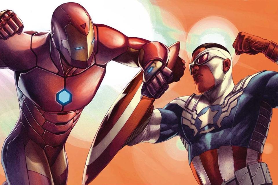 Imagem de Marvel revela morte de personagem extremamente importante em Guerra Civil 2 no tecmundo