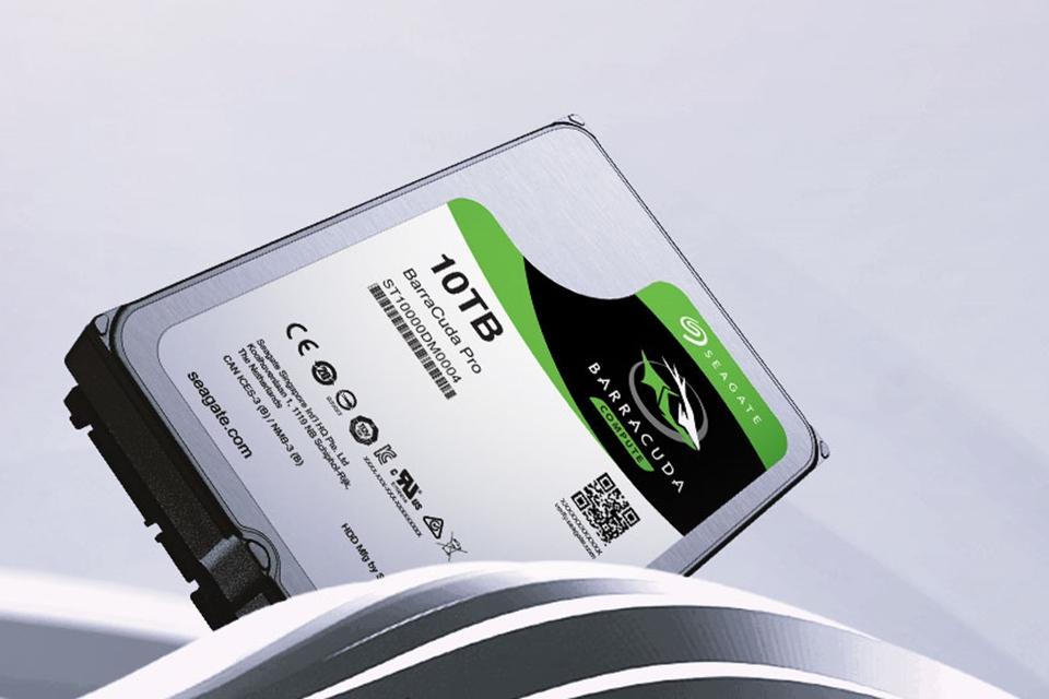 Imagem de Seagate lança disco rígido de 10 TB para computadores domésticos no tecmundo