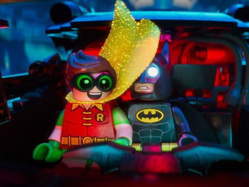 Imagem de Novas imagens de LEGO Batman: O Filme trazem Robin, Coringa e a Arlequina  no tecmundo