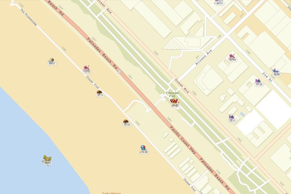 Imagem de Pokémon GO: mapa interativo revela Pokémons ao seu redor em tempo real no tecmundo