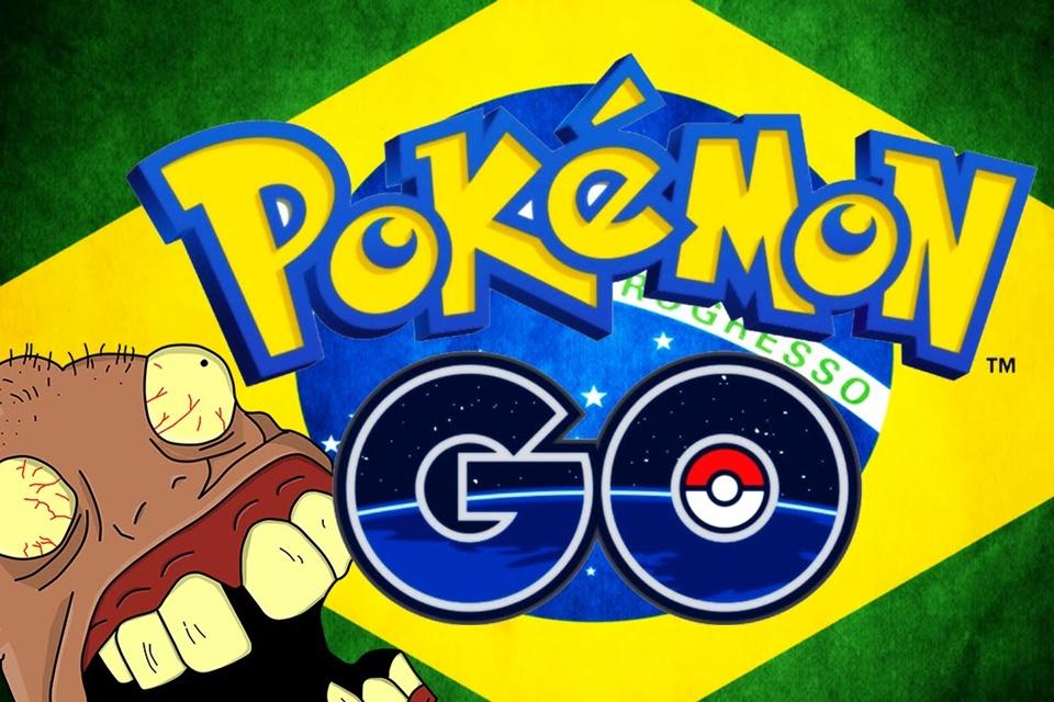 Imagem de VEM MONSTRO! Site famoso diz que Pokémon GO será lançado dia 31 no Brasil no tecmundo