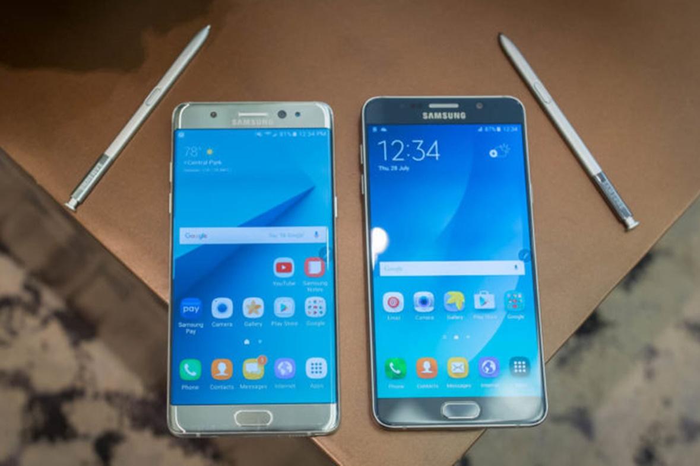Imagem de Comparativo: Galaxy Note 7 contra os principais concorrentes no tecmundo