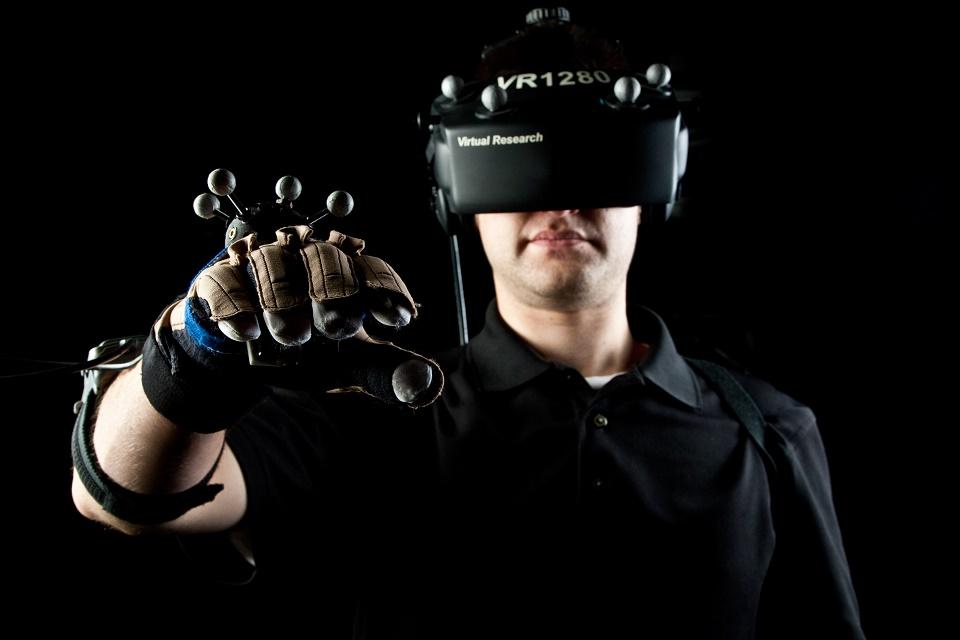 Imagem de Gosta de realidade virtual? Essa feira vai fazer você chorar de alegria no tecmundo