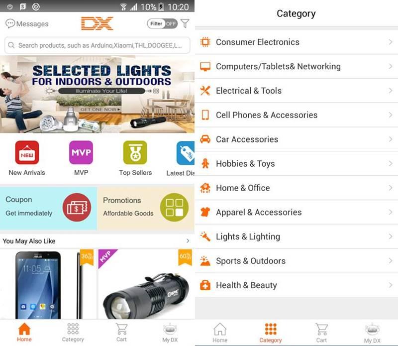 06c51a21ac 7 melhores apps de Android para você fazer suas compras - TecMundo