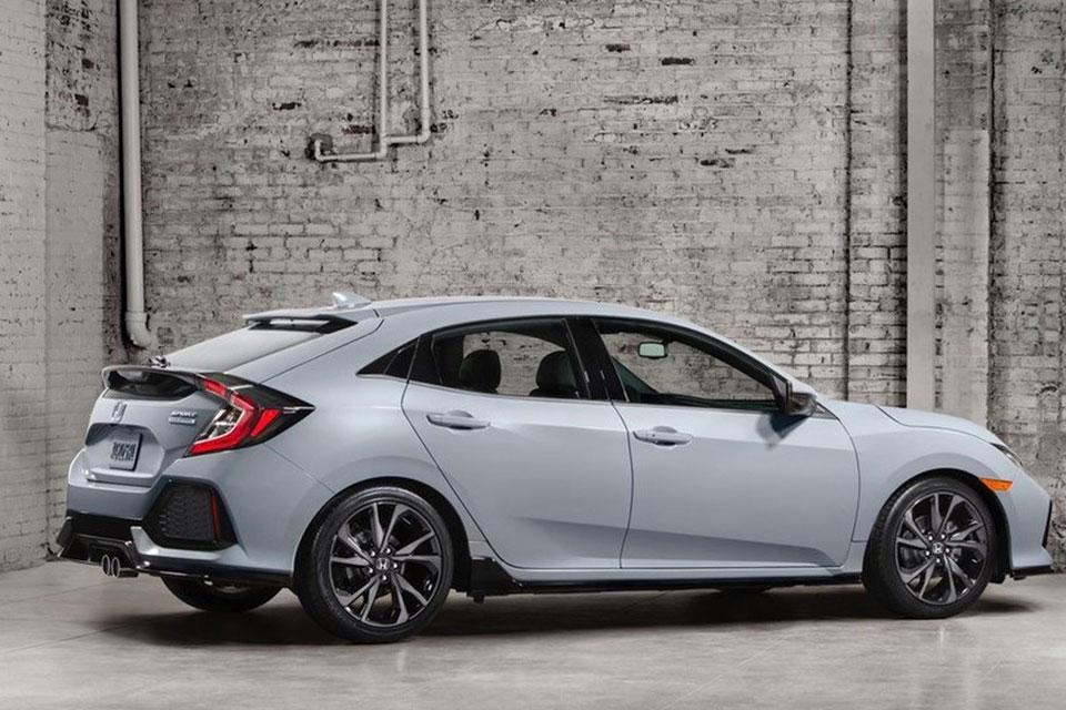 Imagem de A Honda oficializou o novo Civic Hatchback e ele é... Peculiar no tecmundo