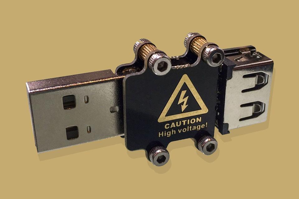 Imagem de USB Killer, pendrive que frita computadores, começa a ser vendido no tecmundo
