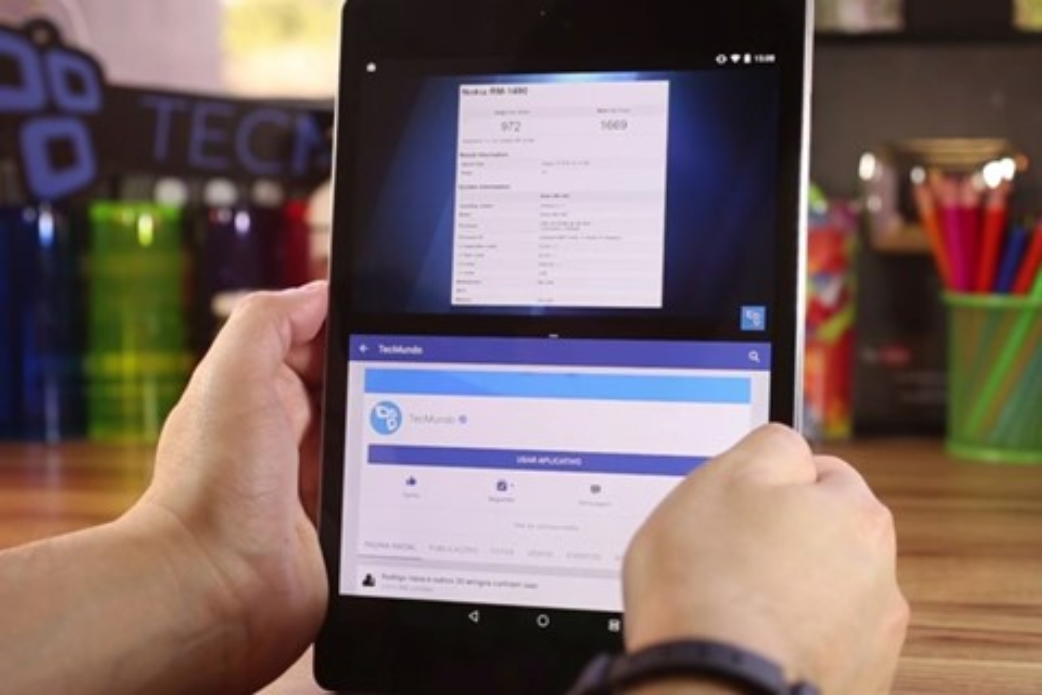 Imagem de Android Nougat: como usar o modo de tela dividida e a troca rápida de apps no tecmundo