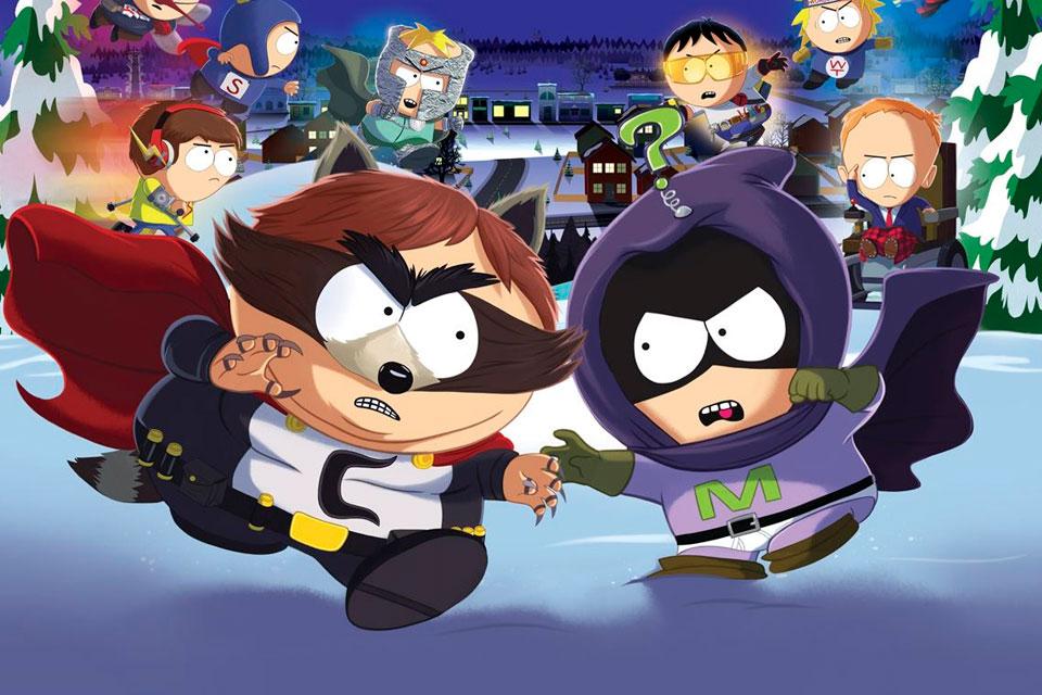 Imagem de Elenco do desenho vai dublar South Park: A Fenda que Abunda Força em PT-BR! no tecmundo