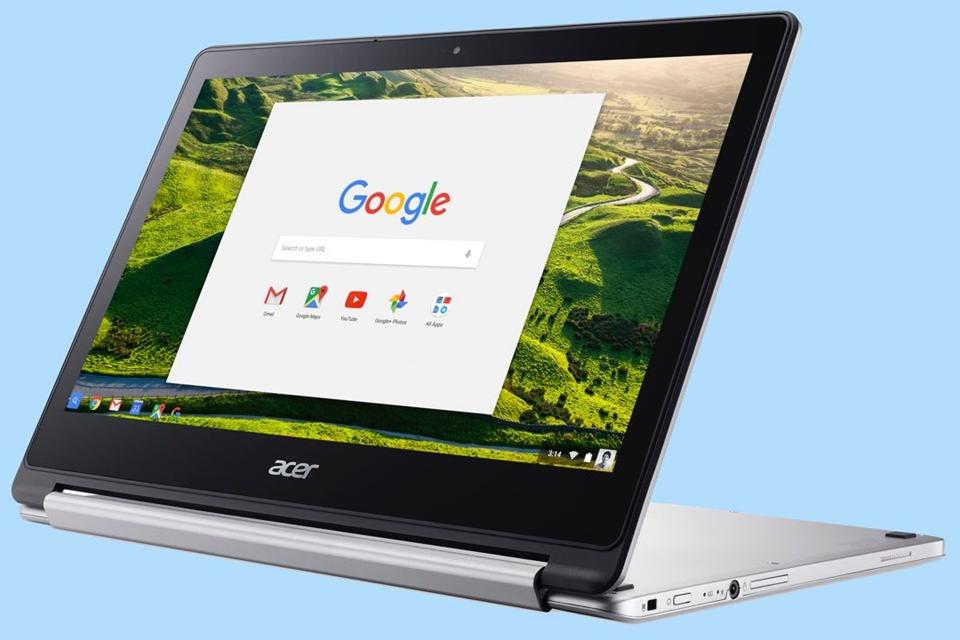 Imagem de Chromebook: Acer lança dispositivo com Chrome OS e touchscreen na IFA 2016 no tecmundo
