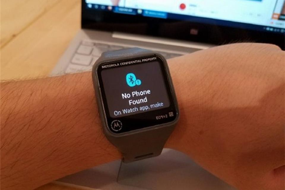 Imagem de Imagens mostram que Motorola quase lançou um smartwatch com tela retangular no tecmundo