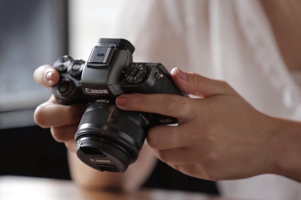 Imagem de Canon finalmente leva as câmeras mirrorless a sério com nova EOS M5 no tecmundo