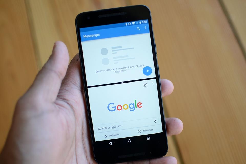 Imagem de Tutorial: como usar qualquer app no modo tela dividida no Android Nougat no tecmundo