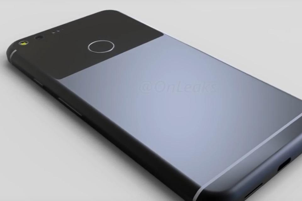 Imagem de Vaza galeria de imagens e dimensões do Google Pixel XL no tecmundo