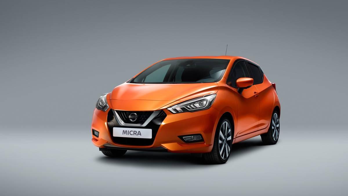 Imagem de Nissan Micra (ou March) agora está bonitão, mas não vem pro Brasil tão cedo no tecmundo