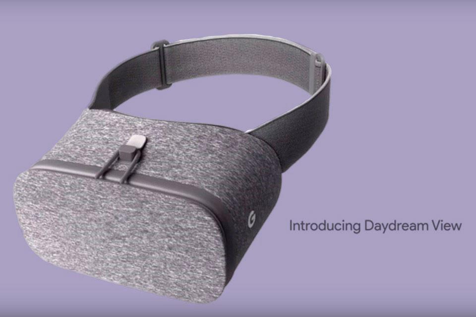 Imagem de O headset Daydream é um dos dispositivos VR mais bonitos do mercado no tecmundo
