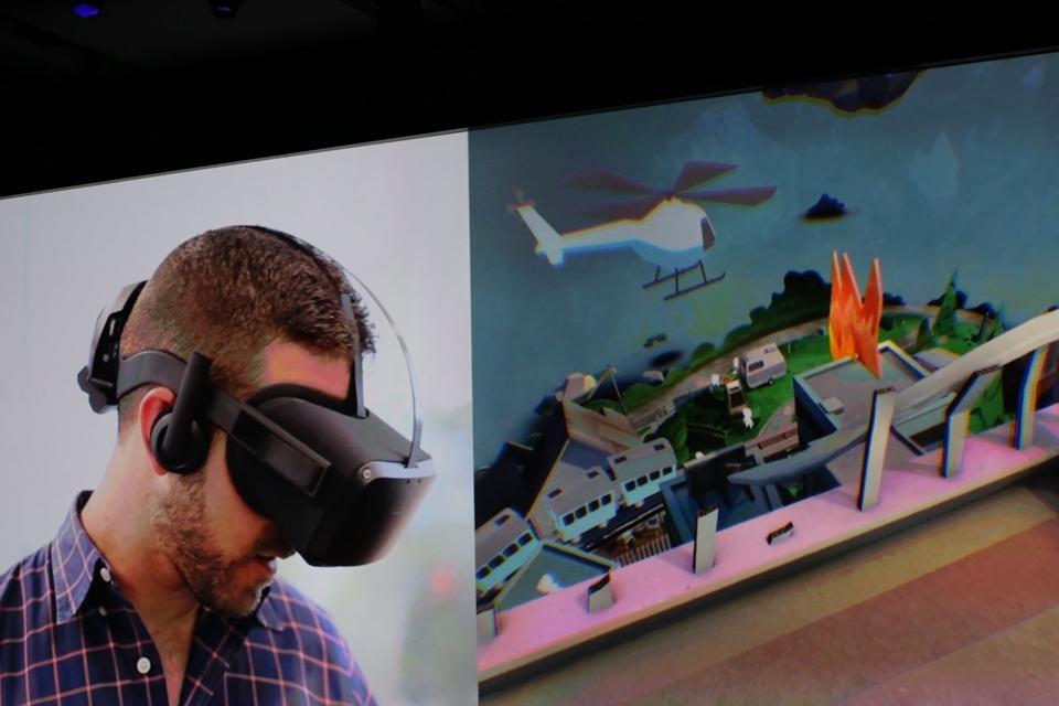 Imagem de Tá sem grana? Oculus está criando um óculos VR bom, bonito e barato no tecmundo
