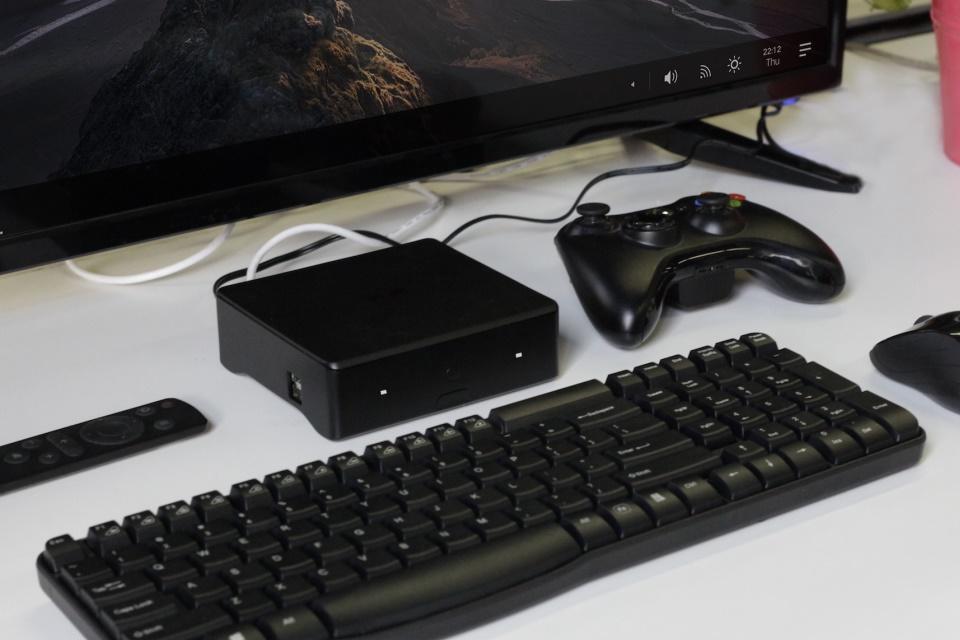 Imagem de Remix IO: veja o all-in-one que funciona como TV e console e roda o Nougat no tecmundo