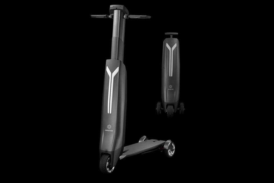 """Imagem de Immotor Go: o patinete elétrico que quer """"redefinir o transporte pessoal"""" no tecmundo"""