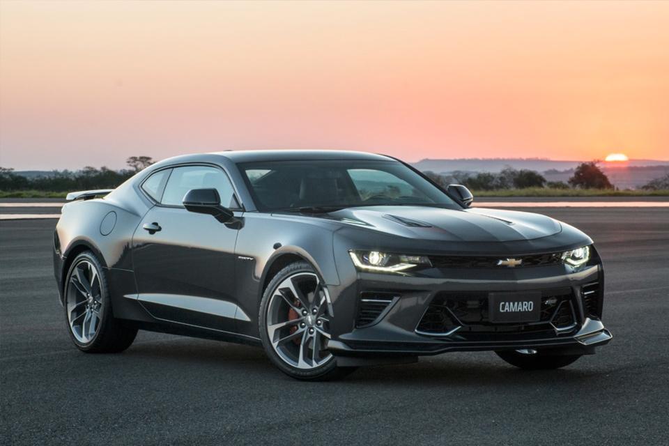 Imagem de A 6ª geração do Camaro está aqui, e ele está mais leve e mais potente no tecmundo
