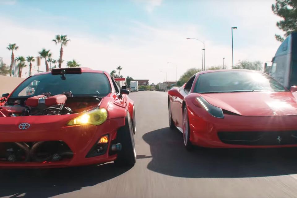 Imagem de ESTÁ VIVO: o Toyota com motor de Ferrari já está funcionando (e muito bem!) no tecmundo