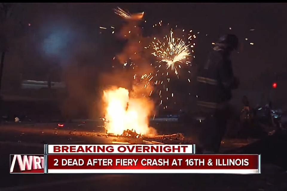 Imagem de Incêndio em Tesla Model S deixa explosões de Galaxy Note 7 no chinelo no tecmundo