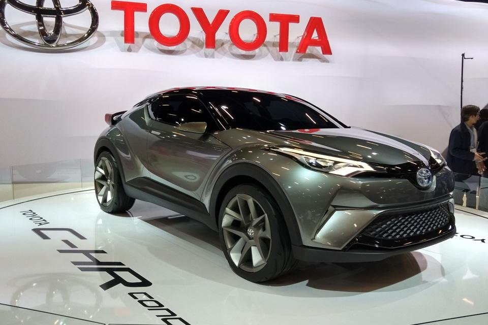 Imagem de Toyota foca em plenos e mantém portfólio sem grandes novidades no tecmundo