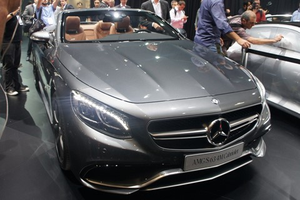 Imagem de Mercedes tem novidades de peso e conceito futurista no Salão do Automóvel no tecmundo