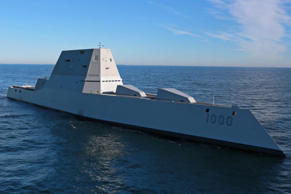 Imagem de Cada tiro deste navio de guerra americano custa R$ 2,6 milhões no tecmundo